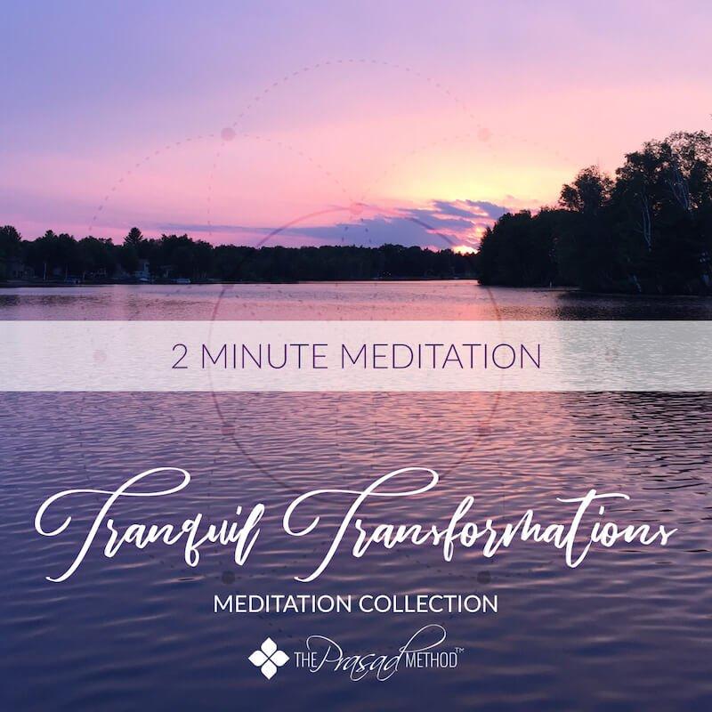 2 Minute Meditation - Dr. Asha Prasad
