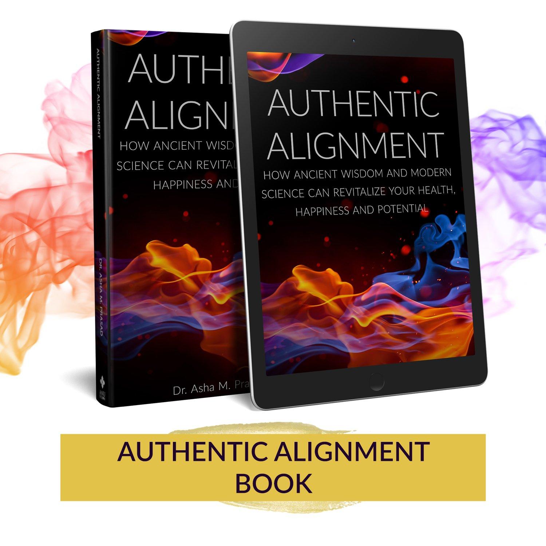 Dr. Asha Prasad - Authentic Alignment