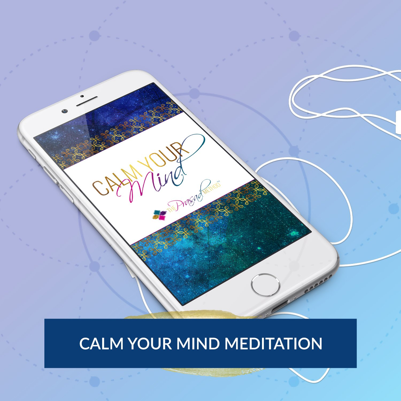 dr asha prasad calm mind meditation