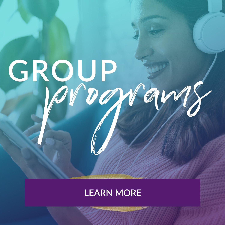Dr. Asha Prasad Group Coaching Programs