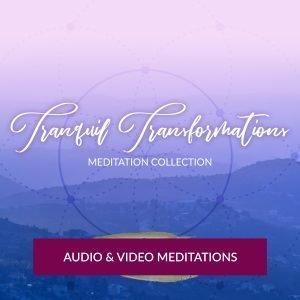 Dr. Asha Prasad Tranquil Transformations Meditation Collection
